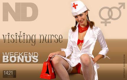 ND – 2008-03-30 – Alexandra – Visiting Nurse (Bonus Video)