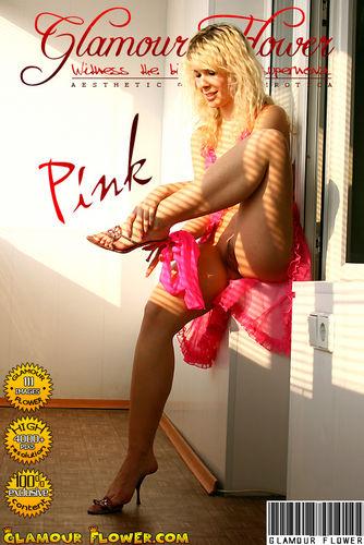 GlamourFlower – 2007-09-04 – Leo – Pink Pantyhose (111) 2592×3888