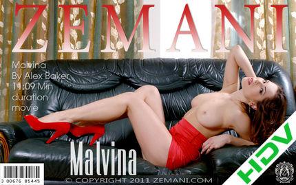 ZM – 2011-09-01 – Malvina – Presenting Malvina – by Alex Baker (Video) HD DivX 1280×720