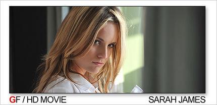 GF – Sarah James – Video 2 – Blue Tights (Video) HD MP4   WMV 1280×720