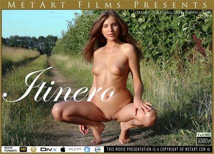 MA – 2012-10-10 – Lana L – Itinero – By Platon Averin (Video) Full HD MP4 1920×1080