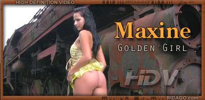 RD – 2008-11-28 – Maxine – Golden Girl (Video) HD DivX 1280×720