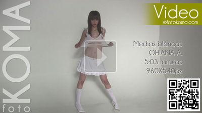 FK – 2012-09-30 – Ohiana A. – Medias blancas (Video) MP4 960×540